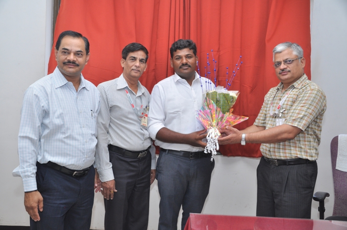 Mr.Vikas Nawale MET-BKC Students Selection in MPSC